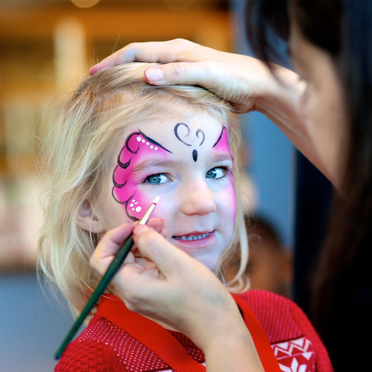 Childrens Face Painting