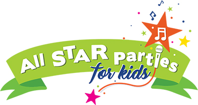All Star Parties for Kids Logo